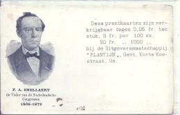 BELGIQUE - BELGIE - FLANDRE ORIENTENTALE - SELECTION - GAND F.A. SNELLAERT Vader Van Nederlanssche Congressen 1806-1872 - Gent