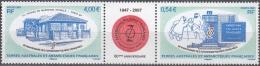 TAAF 2007 Yvert 459 - 460 Neuf ** Cote (2015) 18.00 Euro 60 Ans Expéditions Polaires Françaises - Terres Australes Et Antarctiques Françaises (TAAF)