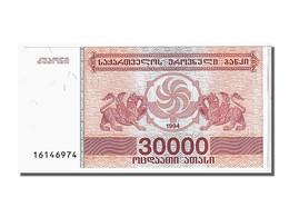 Géorgie, 30 000 Laris Type 1994 - Géorgie