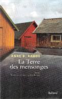B. RAGDE Anne - La Terre Des Mensonges - Scandinavian Languages