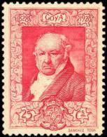 España 0508 ** Goya. 1930 - Unused Stamps