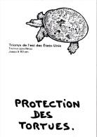 CPM Protection Des Tortues Trionyx De L´ Est Des Tats-Unis Turtle Tortoise Protection Animale Animal Welfare - Schildpadden