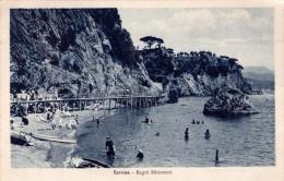 SAVONA - BAGNI MIRAMARE - Savona