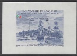 POLYNESIE  Timbre Neuf * De 1985   ( Ref 3201 ) - Blocchi & Foglietti