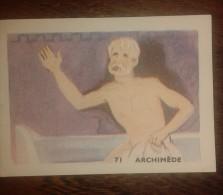 Image, Biscottes Pelletier - N°71 ARCHIMEDE - Dieren