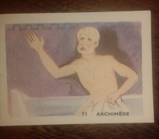 Image, Biscottes Pelletier - N°71 ARCHIMEDE - Animals