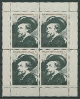 Uruguay 1978 Rubens 400. Geburtstag 1490 Kleinbogen Postfrisch (C22556) - Uruguay