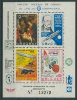 Uruguay 1977 Jahresereignisse Block 33 Postfrisch (C22532) - Uruguay