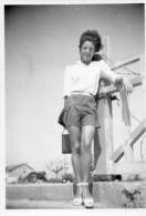 ST RAPHAEL   PIN UP  JUILLET 1946  9X6CM - Orte