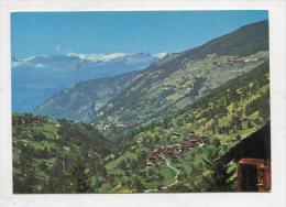 SWITZERLAND - AK 256496 Val D'Anniviers - Ayer - Vissoie - Saint-Luc - Chandolin - VS Wallis
