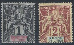 YT 1 Et 2 - India (1892-1954)