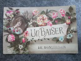 UN BAISER De - Montbrison