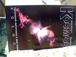 2 CARD KOSMOS RICCIONE MISANO MONTE SCOPERTA DEL COSMO    N2014 FH9056 - Astronomia