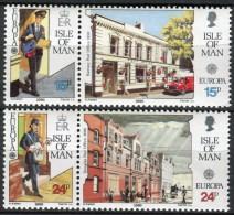 Man 0432/435 ** MNH 1990 - Man (Eiland)