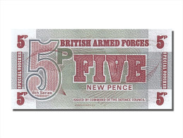 Grande Bretagne, 5 New Pence, Type British Armed Forces 6th Series - Altri