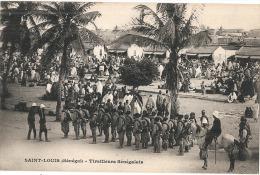 SAINT LOUIS  Du Sénégal  Saint Louis Tirailleurs Sénégalais Précurseur Excellent état - Sénégal