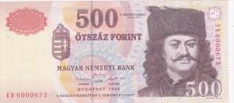 Hungarian National Bank  1998 - Hungary