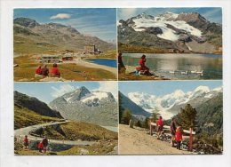 SWITZERLAND - AK 256682 Bernina Paßhöhe - GR Grisons
