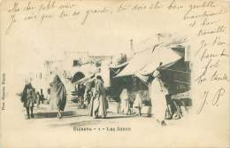BIZERTE - Les Souks - Tunisie