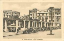 CASABLANCA - Jardin Louis Gentil - Casablanca