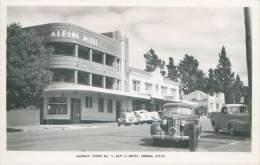 COOMA - N.S.W. - Murray Views N° 5 - Alpine Hotel - Australie
