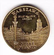 2010 Poland Warsaw Commemorative 2 Zloty Coin - Poland