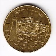 Guinness Storehouse Dublin Ireland Medal - Irlanda