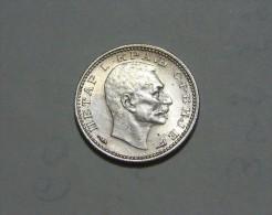SERBIA - KINGDOM 50 PARA 1915 WITHOUT SIGNATURE, UNC 2.50 Gr. RARE - Serbie