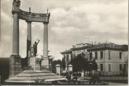 RIVERGARO MONUMENTO AI CADUTI E SCUOLE - Italia