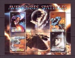 C OMORES 2004 ESPACE  YVERT N°B NEUF MNH** - Space