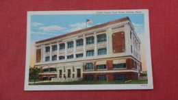 Taylor County Court House Texas> Abilene == -- Ref  97 - Abilene