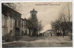 82  ROQUECOR      Avenue De Montaigu - France