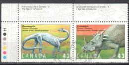 Canada 1993 - Mi.1391-92 - Horizontal Pair - Used Gestempelt - 1952-.... Elizabeth II