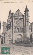 Cp , 77 , BRIE-COMTE-ROBERT , L'Église - Brie Comte Robert