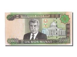 Turkménistan, 10000 Manat Type 2005 - Turkménistan