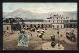 38-Grenoble, La Gare - Grenoble