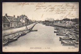 14-Pont-l'Evèque, Le Port - Pont-l'Evèque