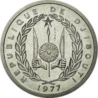 Monnaie, Djibouti, Franc, 1977, FDC, Aluminium, KM:E1 - Djibouti