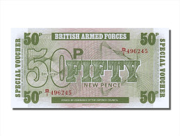 Grande Bretagne, 50 New Pence, Type British Armed Forces 6th Series - Altri