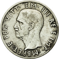 Albanie, Vittorio Emanuele III, 5 Lek - Albania