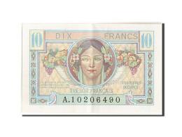 France, 10 Francs, 1947 French Treasury, 1947, KM:M7a, 1947, SUP+, Fayette:VF... - Tesoro