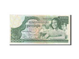 Cambodge, 1000 Riels Type Children - Cambodia