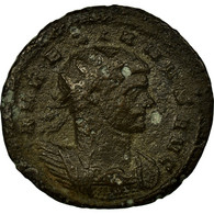 Monnaie, Aurelia, Antoninien, TTB, Billon, Cohen:140 - 5. L'Anarchie Militaire (235 à 284)
