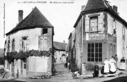AILLANT-sur-THOLON - En Allant Au Vieux Lavoir - (15) - - Aillant Sur Tholon