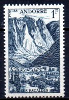 420/ Andorre  : N° 138 Neuf XX , Cote : 0,50 € , Disperse Belle Collection !