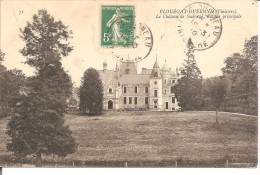 PLOUEGAT GUERAND   Le Chateau De Guerand - France