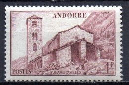 420/ Andorre  : N° 100 Neuf XX , Cote : 0,30 € , Disperse Belle Collection !