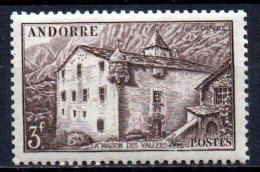 420/ Andorre  : N° 106 Neuf XX , Cote : 0,40 € , Disperse Belle Collection !