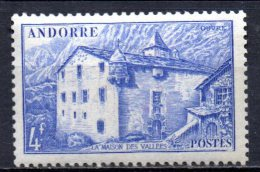420/ Andorre  : N° 107 Neuf XX , Cote : 0,40 € , Disperse Belle Collection !