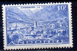 420/ Andorre  : N° 113 Neuf XX , Cote : 2,60 € , Disperse Belle Collection !